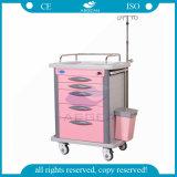 AG-Et007b4 Luxueuze 6 Laden voor de Karren van het Medicijn van het Ziekenhuis