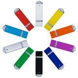 주문 펜 선전용 선물을%s 플라스틱 USB 섬광 드라이브