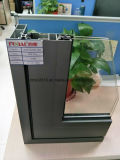 Дверь Sliidng серии Ha100mm алюминиевая при застекленный двойник