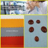 Ткань Twill смешанного анти- статического кисловочного алкалиа хлопка/полиэфира Repellent