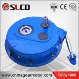 Asta cilindrica elicoidale di serie dell'AT (XGC) montata innestando la scatola ingranaggi di disposizione