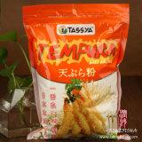 Traditionelle japanische kochende Tempura-Eierteig-Mischung (Mehl)