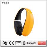 マイクロフォンが付いているMrice M1無線Bluetoothのヘッドホーンのハイファイステレオのイヤホーン