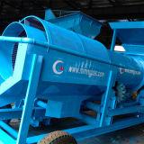 Pantalla del balanceo para la Minería de separación