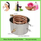 De hete Boiler van het Water van de Apparatuur van de Brouwerij van de Pijp van het Koper van de Verkoop 30L