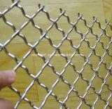 Rete metallica unita tessuta galvanizzata