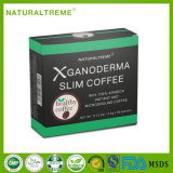 건강 체중 감소를 체중을 줄이는 유기 Ganoderma 커피