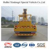 camion hypersustentateur de position de 16m Dongfeng