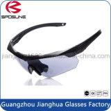 Die kundenspezifischen Militär Eigenmarken-Schießen-Augen-Gläser 2016 Anti-Löscht Klarheits-Nachtsicht-Schutzbrillen