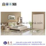 Muebles de madera chinos del dormitorio del hotel de la base (SH-025#)
