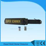 Высокая чувствительность MD3003b1 Ручной металлоискатель Суперсканер Ручной детектор металла