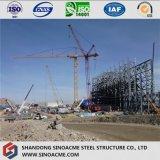 Bâti lourd en acier pour la construction industrielle élevée