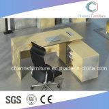 Tableau en bois de bureau moderne d'épaisseur de 25mm