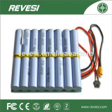 Батарея иона лития поставщика 60V2.2ah Китая для электрического Unicycle баланса собственной личности