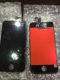 Qualität LCD für iPhone 4G mit Rahmen, Analog-Digital wandler, vollständig