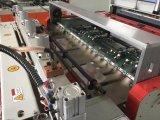 熱い打抜き機(KS-800S)を作る高速袋