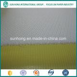 Stof op hoge temperatuur van het Netwerk van de Polyester van de Weerstand de Spiraalvormige Drogere voor Document die het Scherm van het Netwerk van /Dryer maken