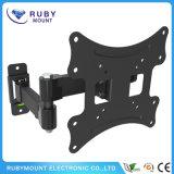 Metallartikulierender Fernsehapparat-Wand-Montierung LCD-Universalhalter