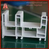미끄러지기를 위한 UPVC Windows와 문 단면도 또는 고품질과 싼 PVC 단면도