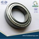 Rodamientos de bolas del automóvil de la alta precisión de F&D CBB 6010 ZZ