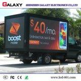 P5/P6/P8/P10 al aire libre fijados instalan la publicidad de la pantalla de visualización video del alquiler LED/del panel/de la pared/de la cartelera/de la muestra para el carro móvil