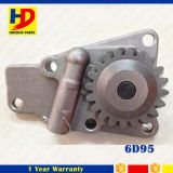Excavateur Engine Hydraulic Gear Oil Pump 6D95 pour (6207-51-1201)