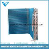 Cambiador de calor del aire de la aleta del tubo de cobre de la eficacia alta