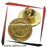 Distintivo su ordine di Pin di metallo di disegno della Camera della costruzione con BSCI