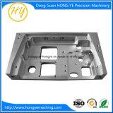 CNCの精密機械化の部品の平らな企業のさまざまなタイプ中国製
