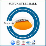 """1/4の"""" 6.35mmのステンレス鋼の球の固体金属球"""