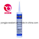 Konkurrenzfähiger Preis-anhaftende transparente Silikon-Glasdichtungsmasse (YX-688)