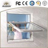 Gehangenes Markisen-Spitzenfenster des Fenster-UPVC mit China-Fabrik-Preis