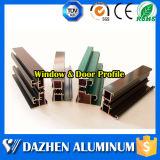 Mejor Quality Window & Door aluminio Perfil de aluminio para el mercado de África Nigeria