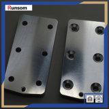Piezas de metal Polished del CNC que muelen