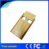 Bâton en bois va-et-vient de mémoire Flash de prix usine (JV1182)