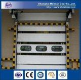 De gegalvaniseerde Automatische Industriële Sectionele Deuren van het Staal met Verklaard Ce