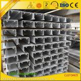 U-Form anodisierter Aluminiumprofil-Strangpresßling für Furtures Dekoration