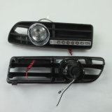 Lâmpada Daytime das luzes Running da grade da luz de névoa do amortecedor dianteiro para VW Bora 1998-2003