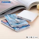 Крен силы кредитной карточки с ABS