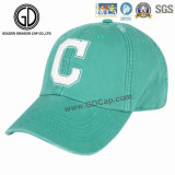 Новая бейсбольная кепка гольфа зеленого цвета мяты типа 2016 с вышивкой
