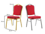 Los fabricantes que venden sillas de la boda de aluminio Hotel Agape (JY-HS001)