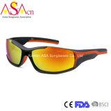 Óculos de sol Tr90 polarizados esporte do desenhador de moda dos homens (14356)