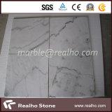 Дешевая плитка Guangxi белая каменная мраморный