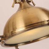 De Europese Uitstekende Antieke Lamp van de Tegenhanger van het Ijzer van het Messing voor restaurant