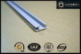 Longeron en aluminium de piste avec le crochet et boucle Gl3003 pour la décoration borgne romaine de guichet