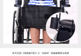 Wheelchairの上の中国Supplier Topmedi Medical Equipment Semi-Automatic Stand