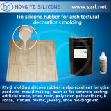 Como Make Plaster Cornice Mould por Liquid Silicone Rubber
