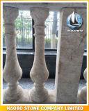 Columnas arquitectónicas de la columna de la piedra romana decorativa del pilar