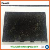 China Coastal Grey 6003 Quartz Countertop für Hospitality Projects