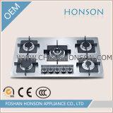 Het Kamperen van het Gasfornuis van de Apparatuur van de keuken de Oven van het Gas van de Haardplaat van het Gas van het Fornuis